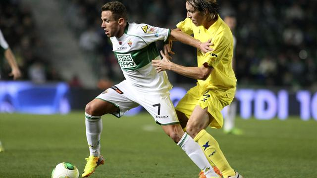 Video: Elche vs Villarreal