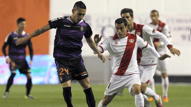 Video: Rayo Vallecano vs Real Valladolid