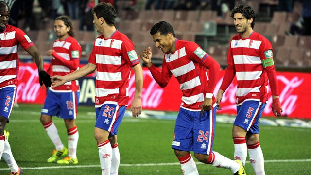 Video: Granada vs Real Valladolid