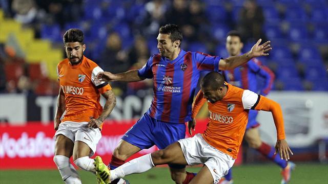 Video: Levante vs Malaga