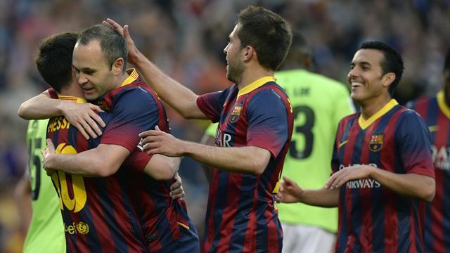 Video: Barcelona vs Osasuna