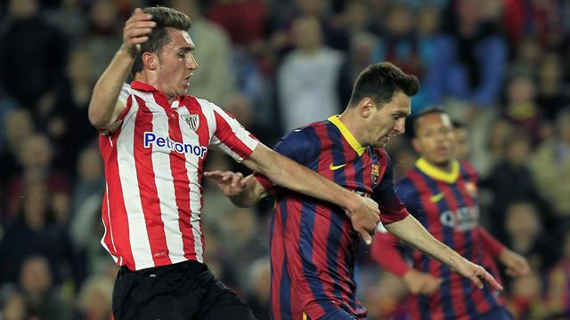 Video: Barcelona vs Athletic Bilbao