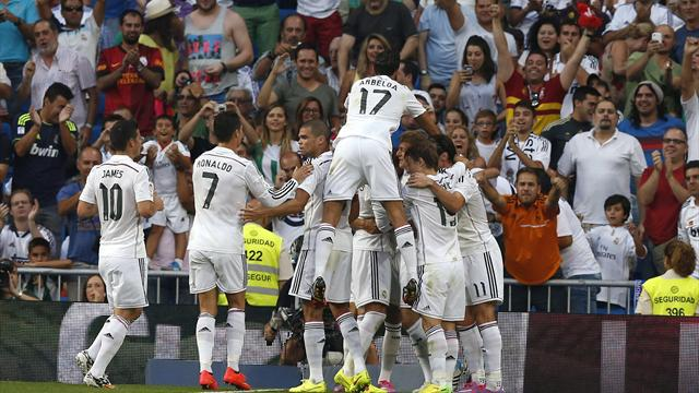 Real Madrid 2-0 Cordoba