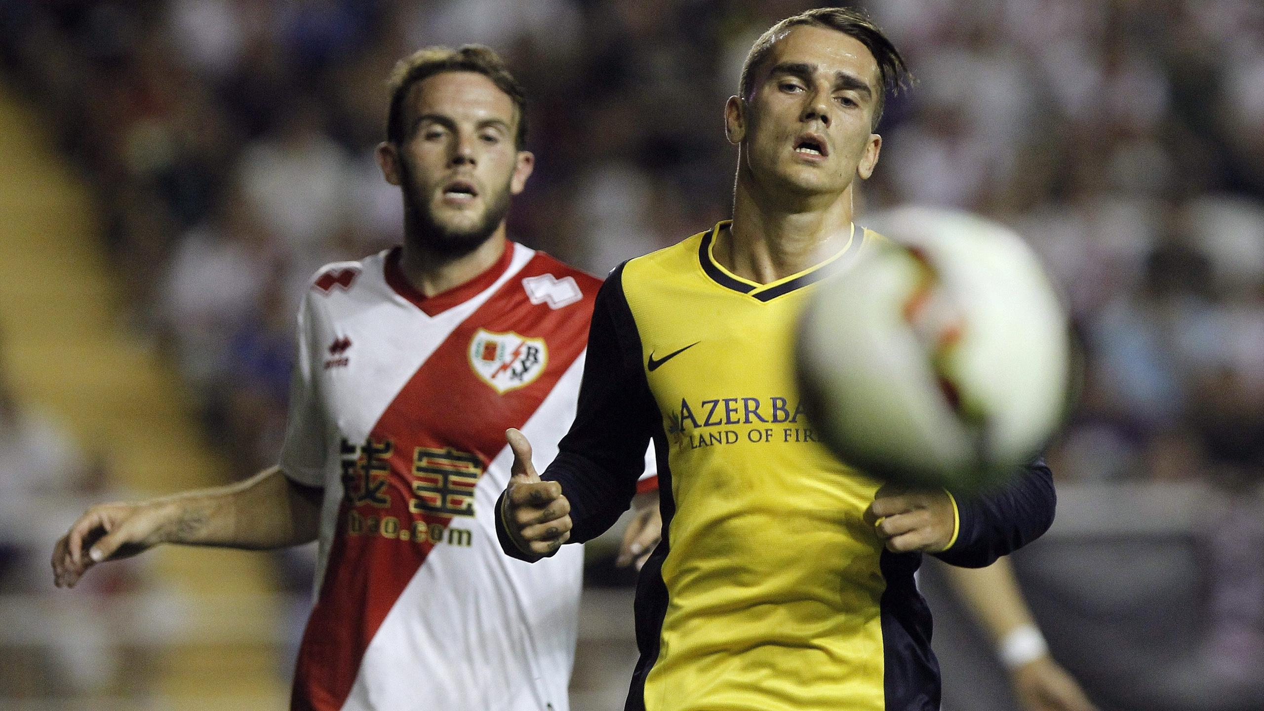 Video: Rayo Vallecano vs Atletico Madrid