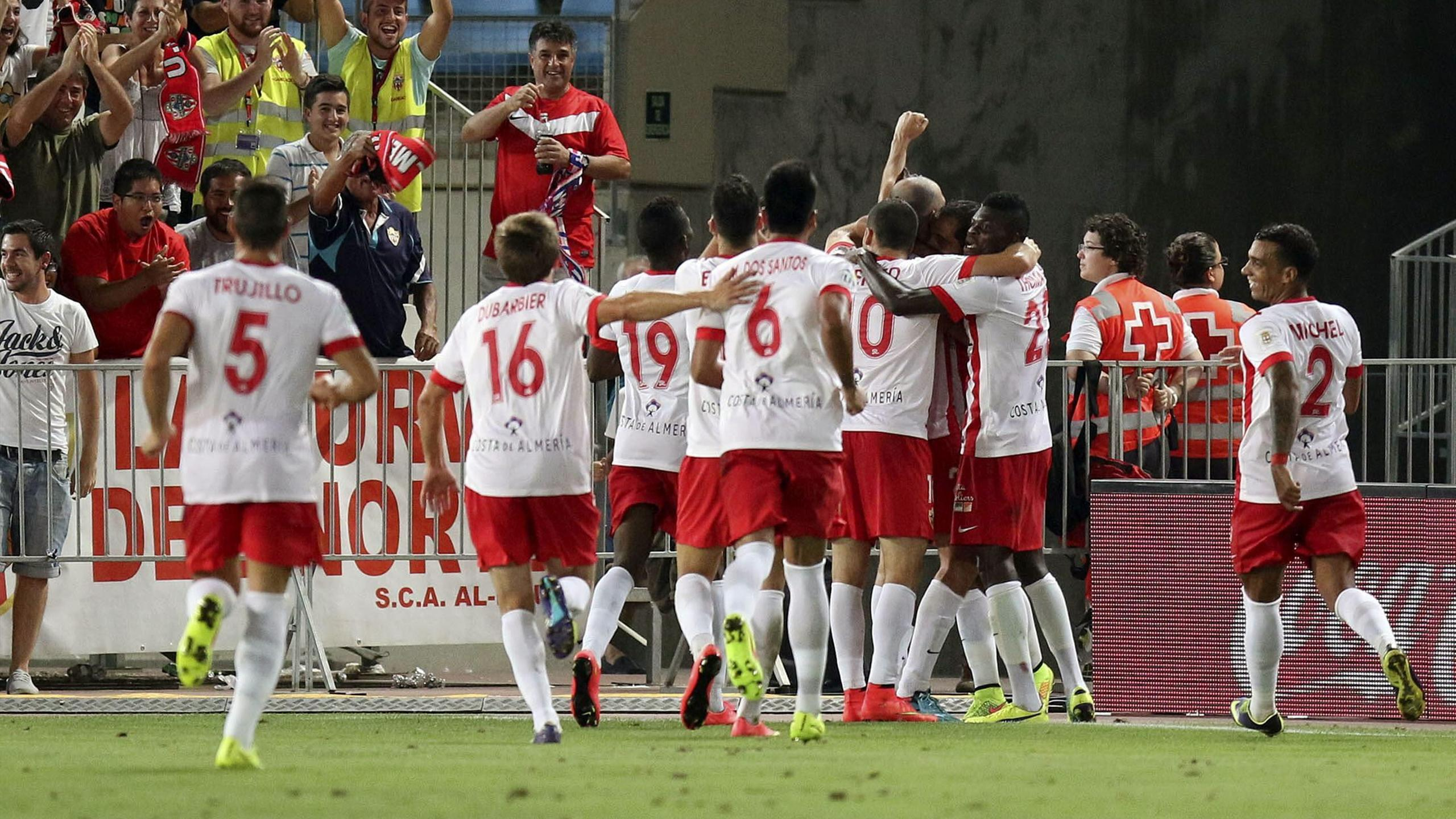 Video: Almeria vs Elche