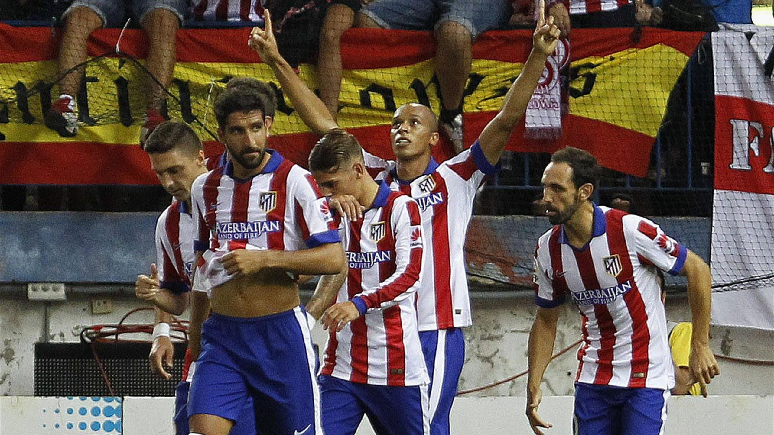 Video: Atletico Madrid vs Eibar