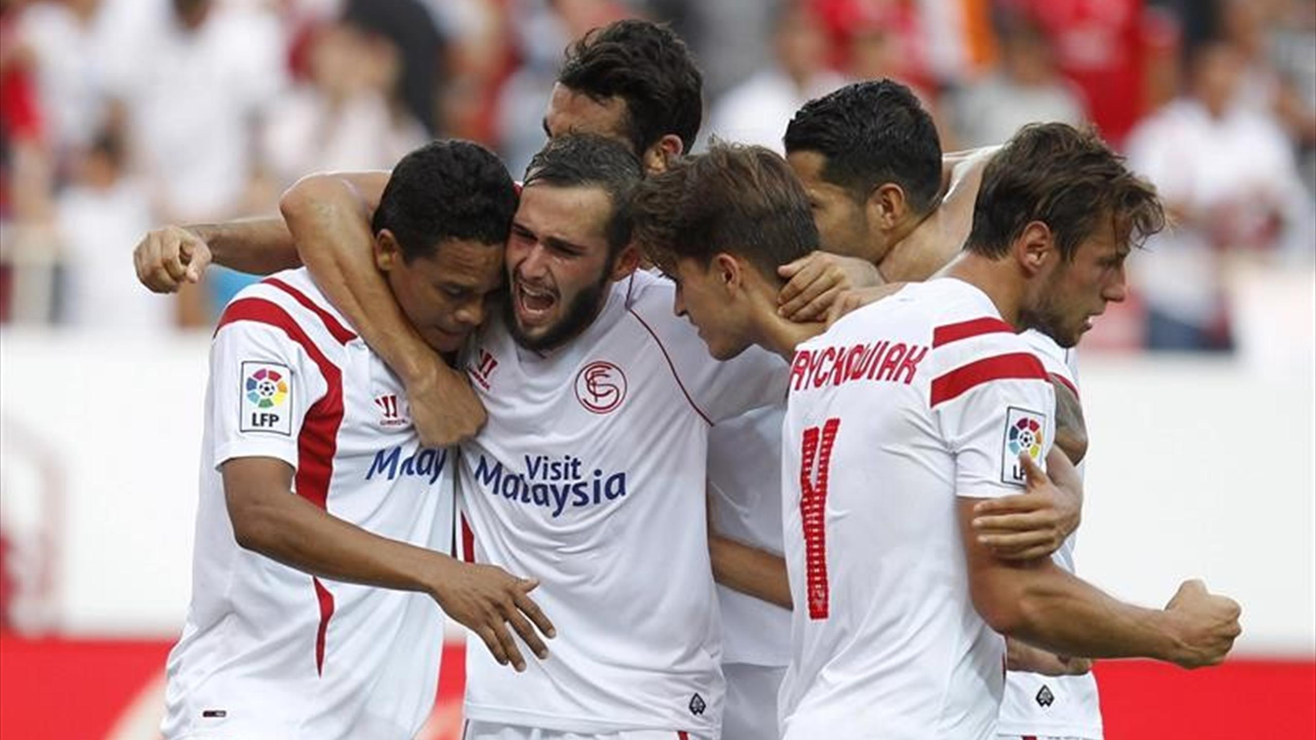 Video: Sevilla vs Getafe