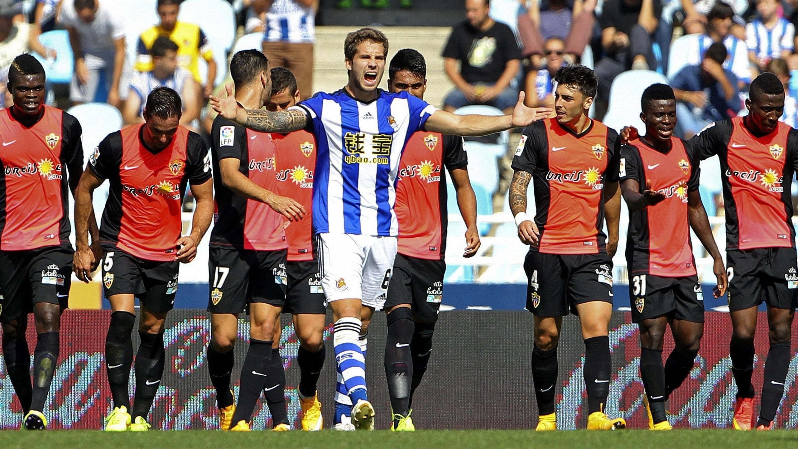 Video: Real Sociedad vs Almeria
