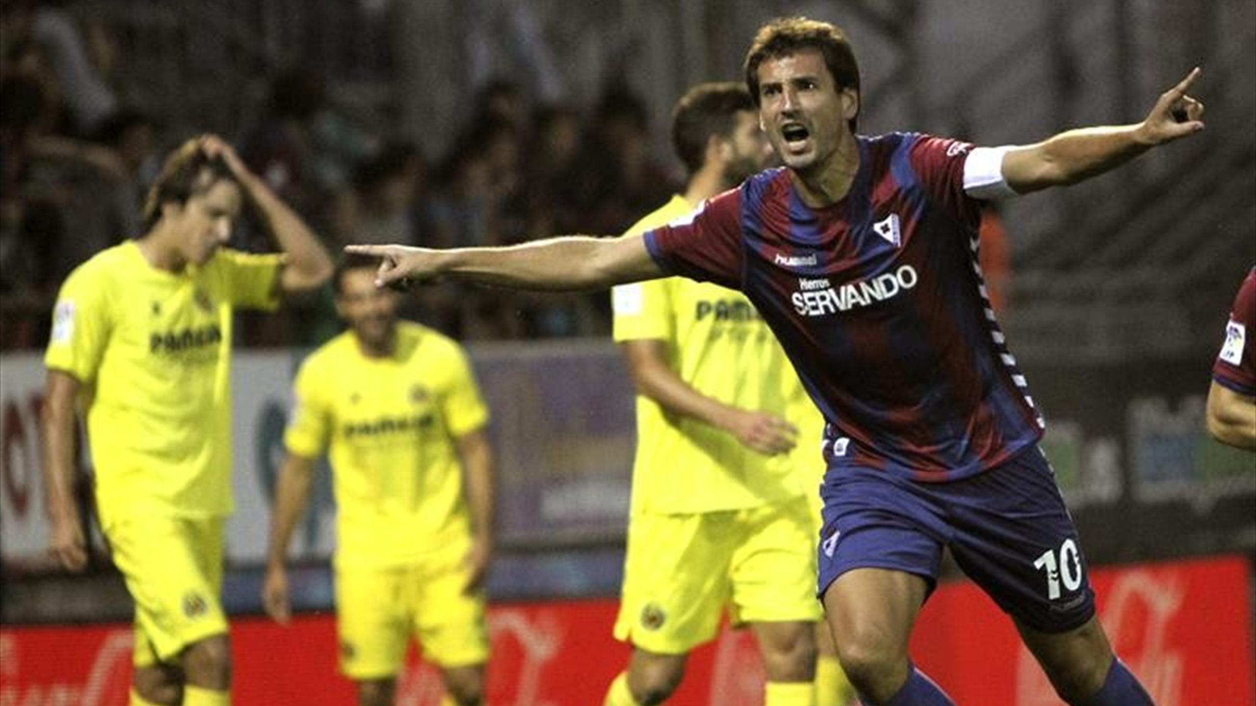 Video: Eibar vs Villarreal