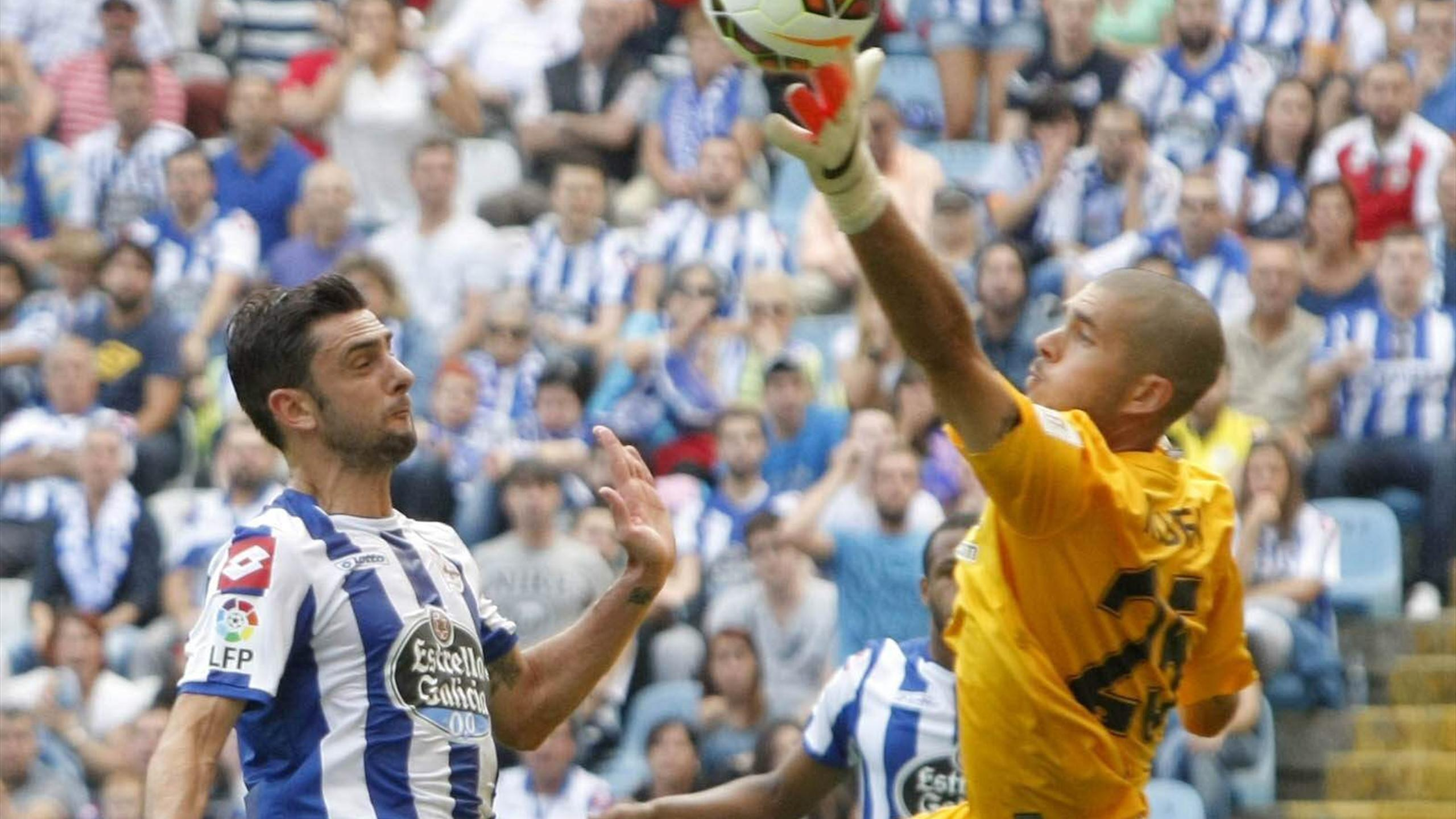 Video: Deportivo La Coruna vs Almeria