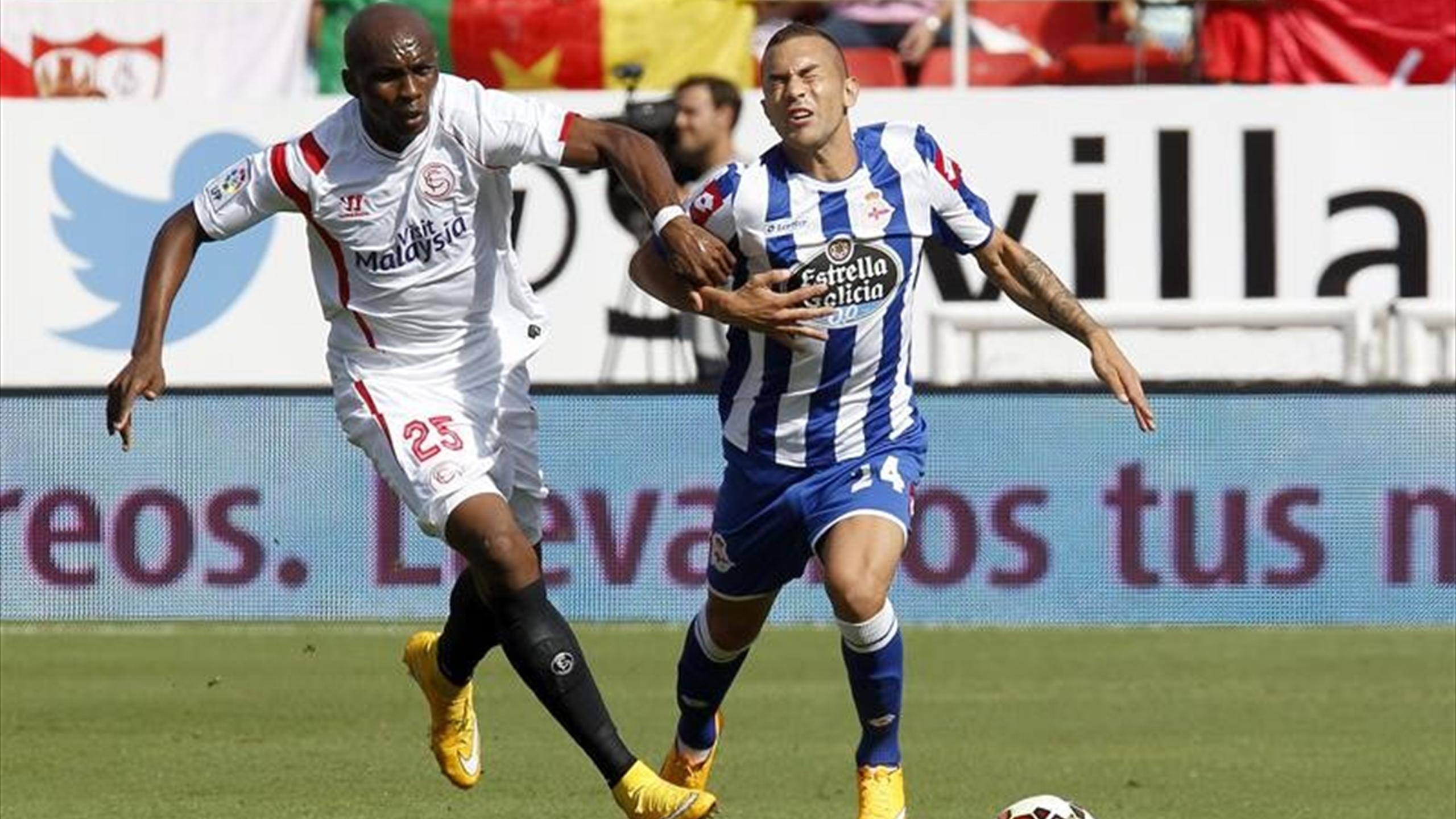 Video: Sevilla vs Deportivo La Coruna