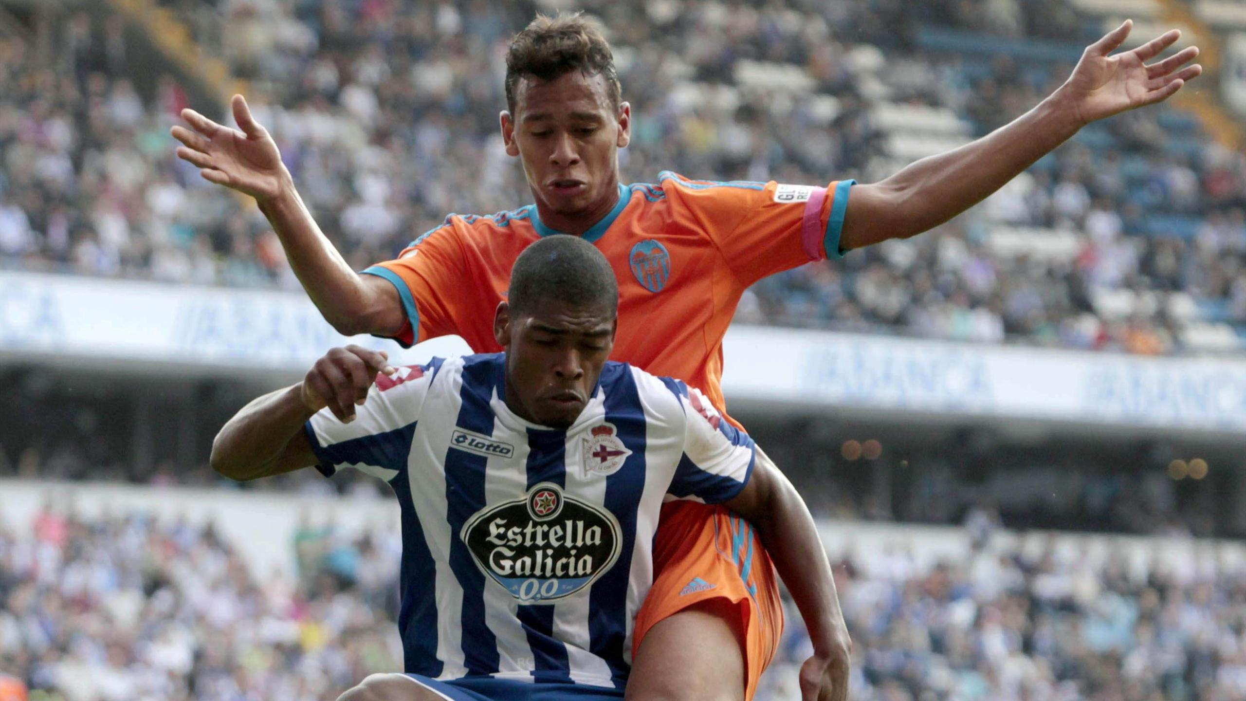 Video: Deportivo La Coruna vs Valencia
