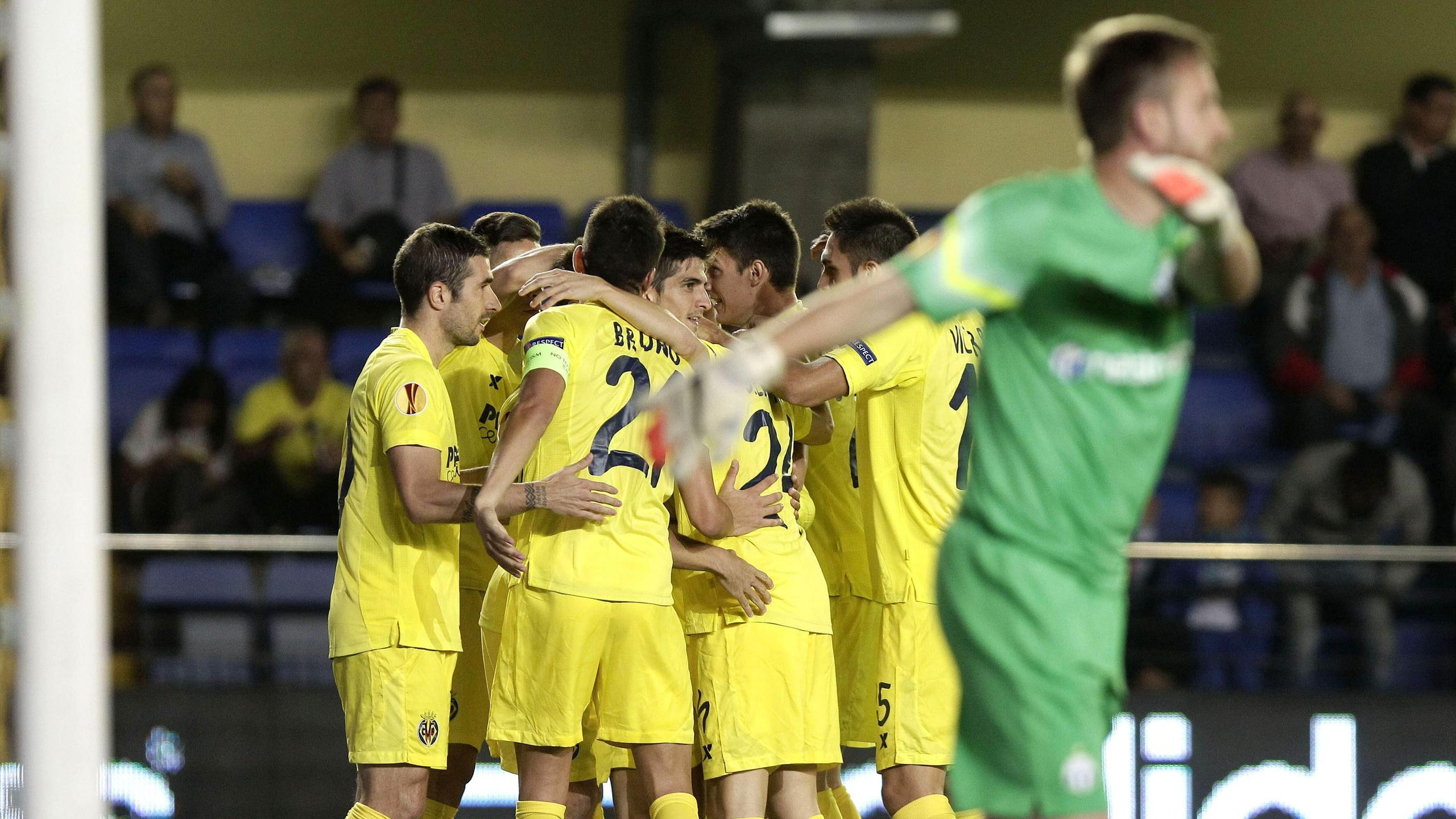Video: Villarreal vs Zurich