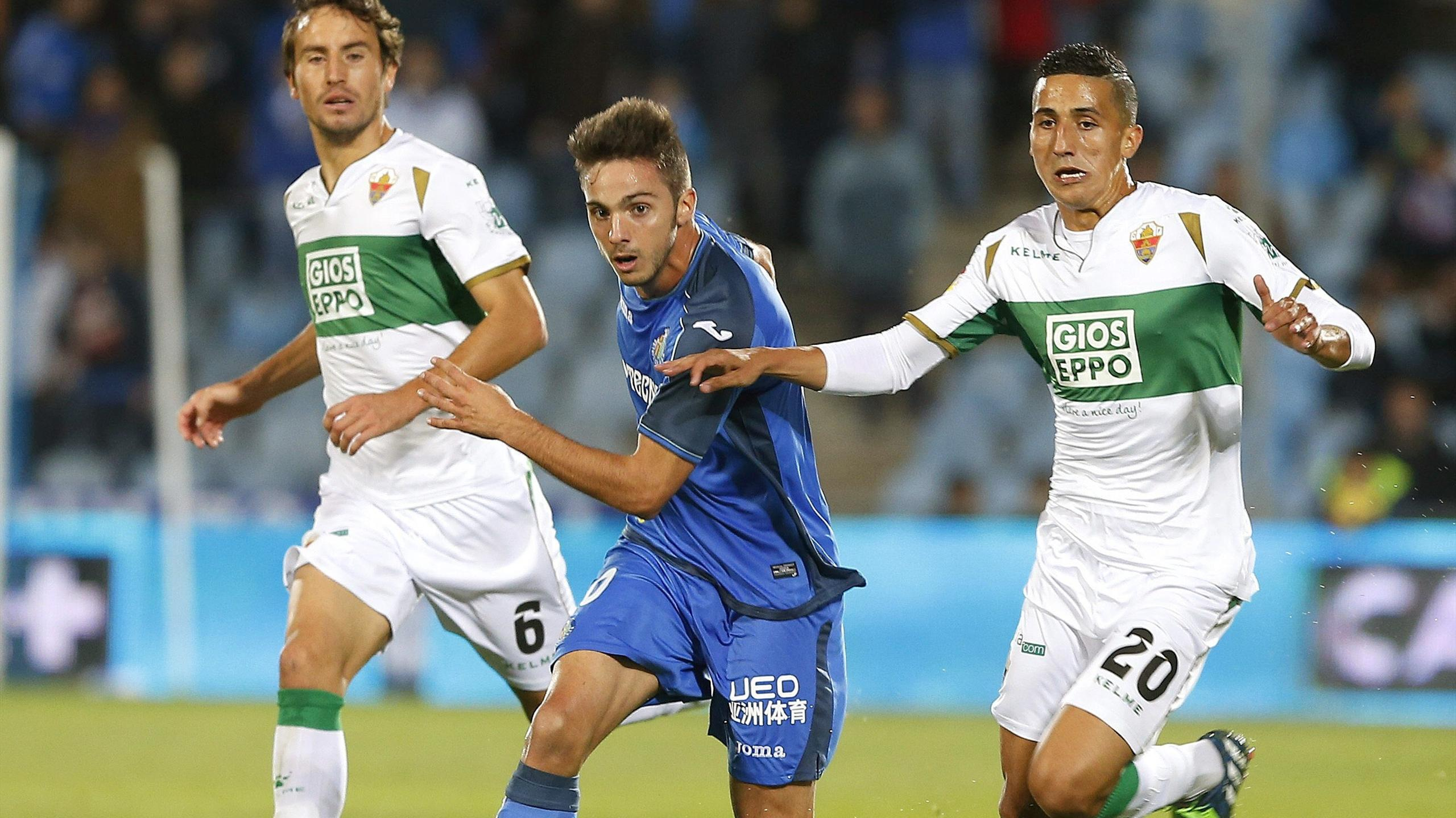 Video: Elche vs Getafe