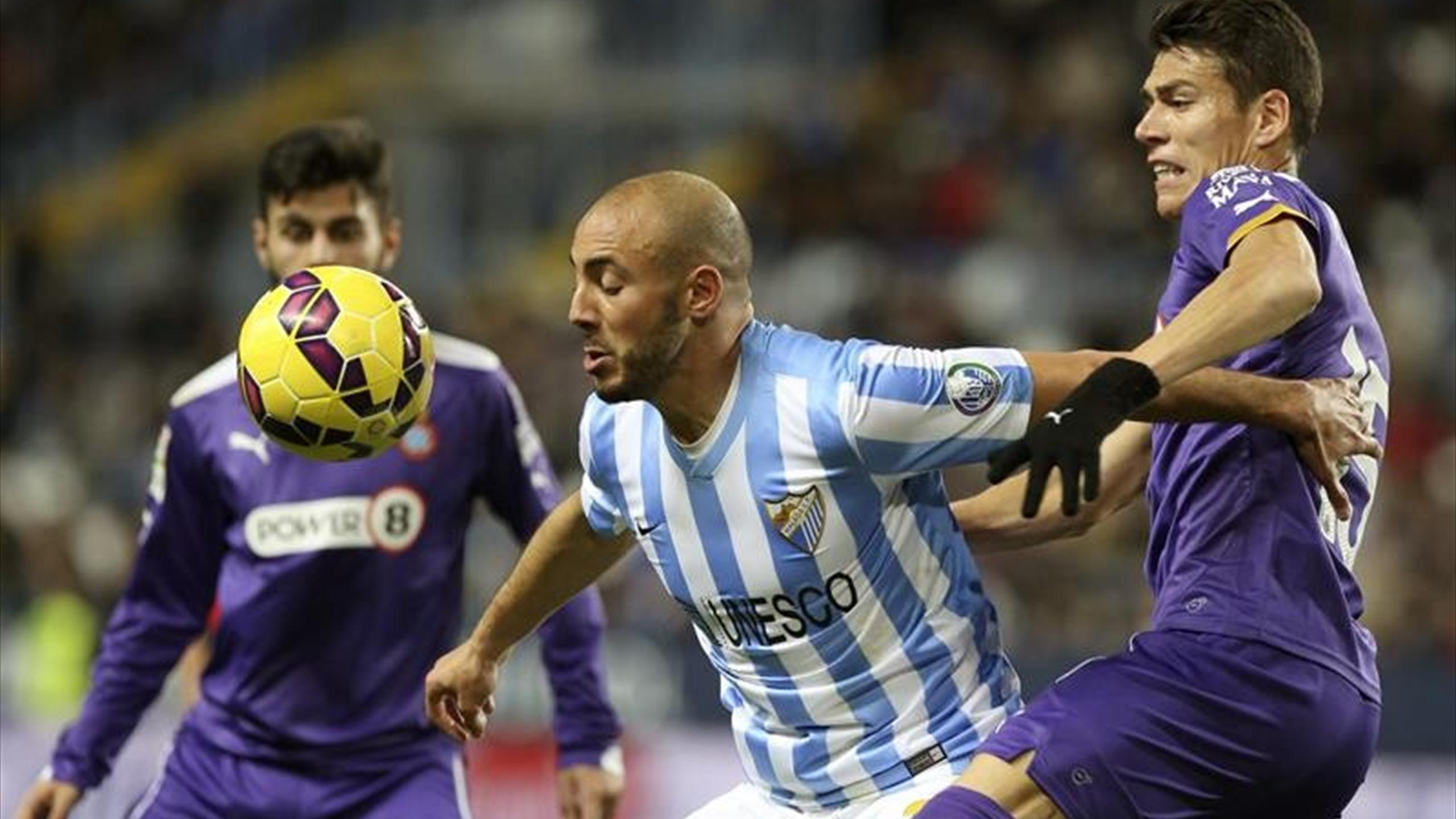 Video: Malaga vs Espanyol