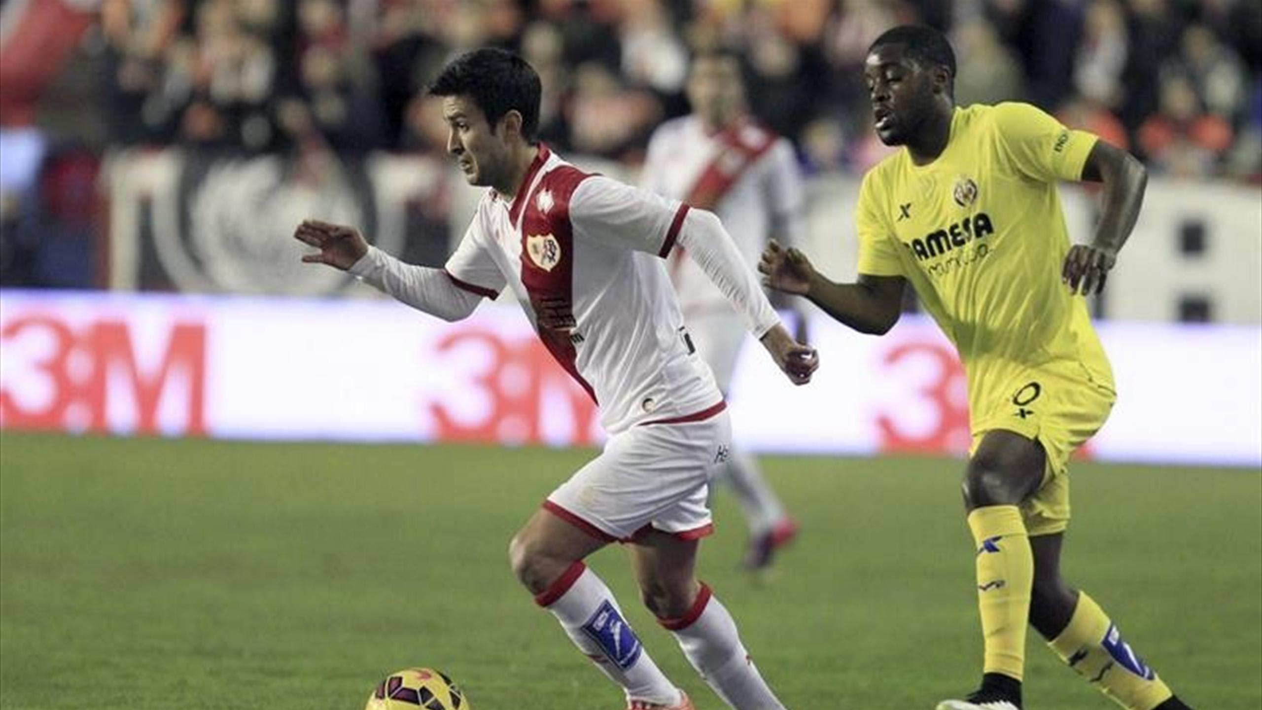 Video: Rayo Vallecano vs Villarreal