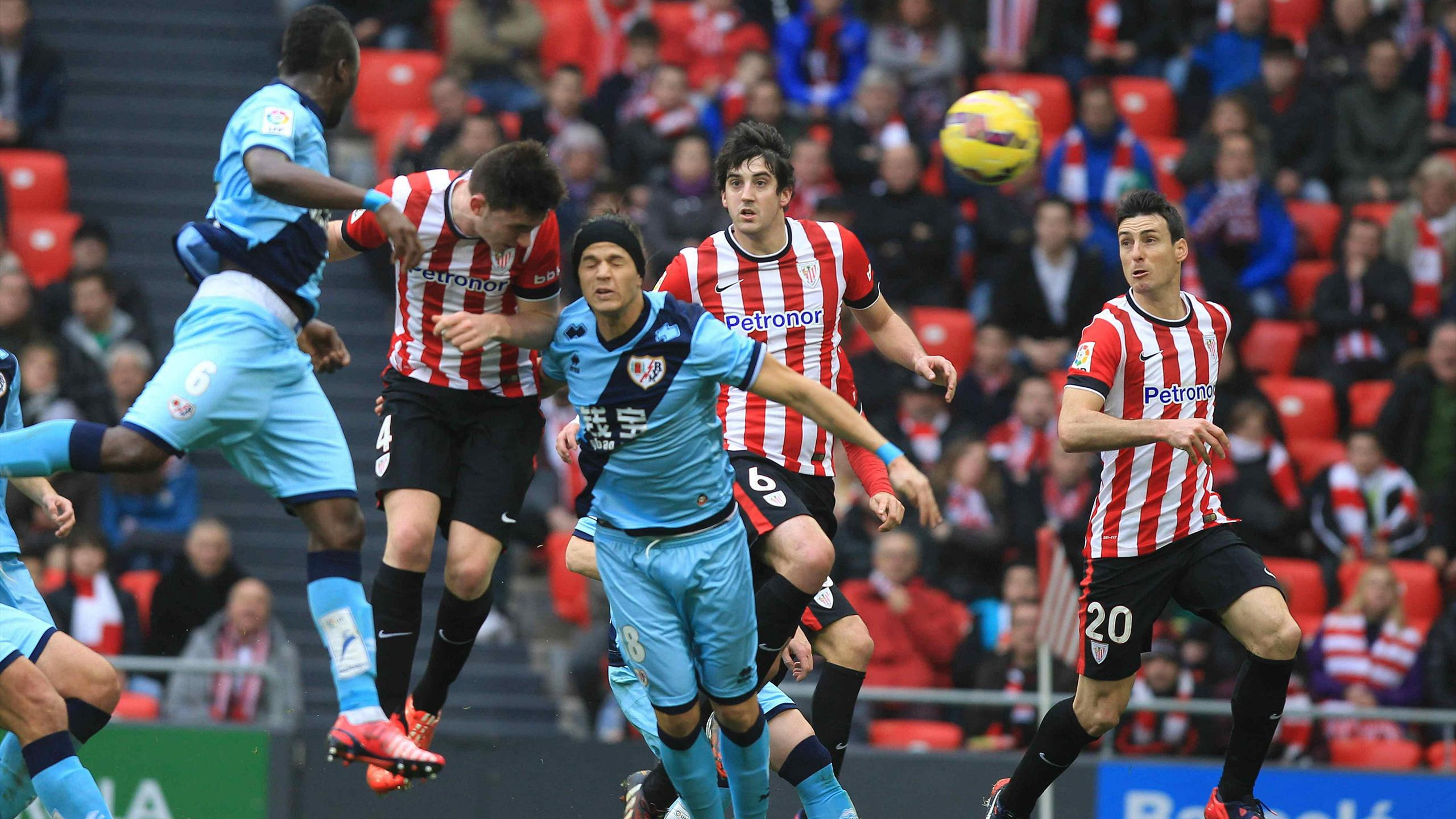 Video: Athletic Bilbao vs Rayo Vallecano