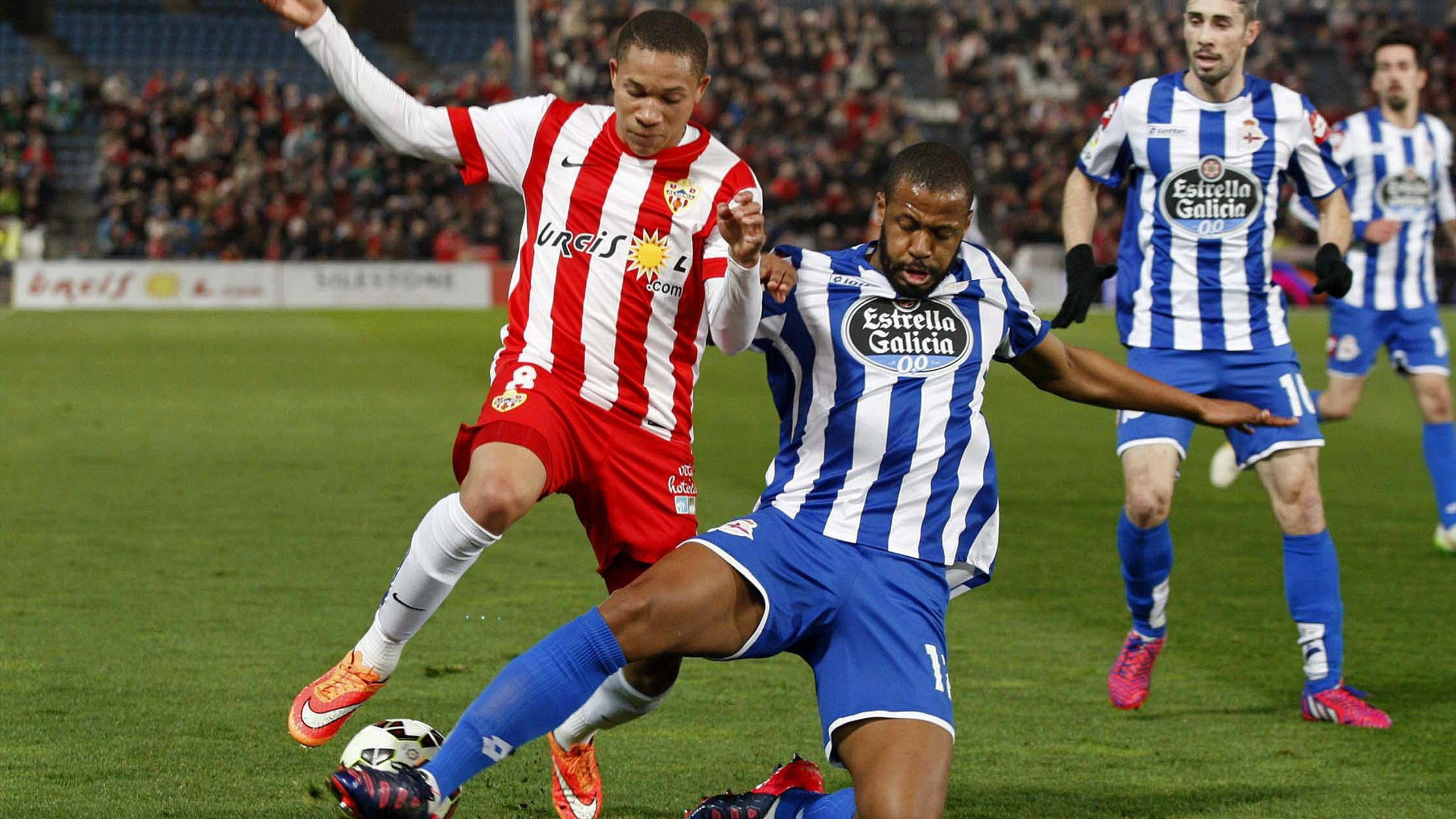 Video: Almeria vs Deportivo La Coruna