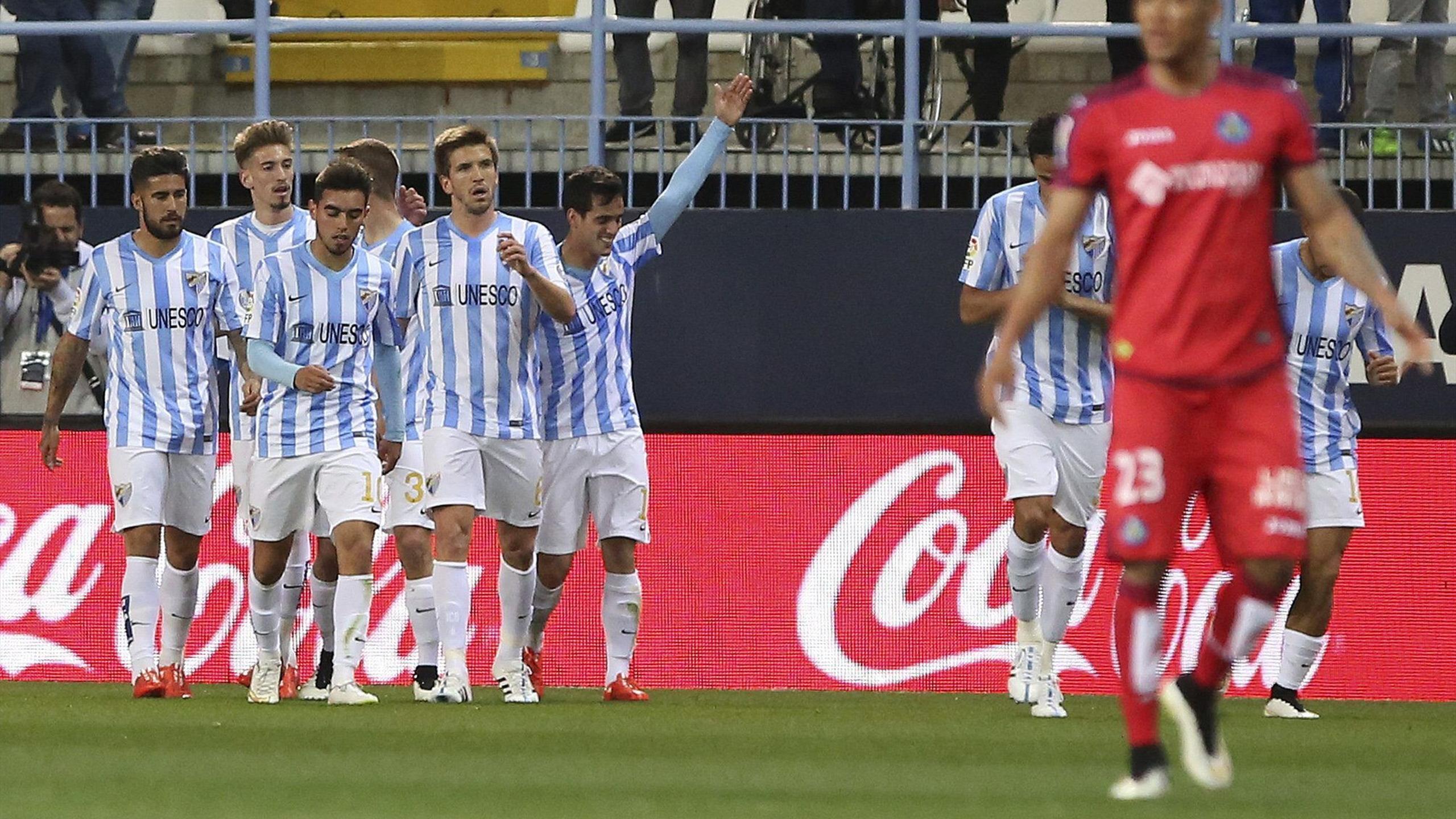 Video: Malaga vs Getafe