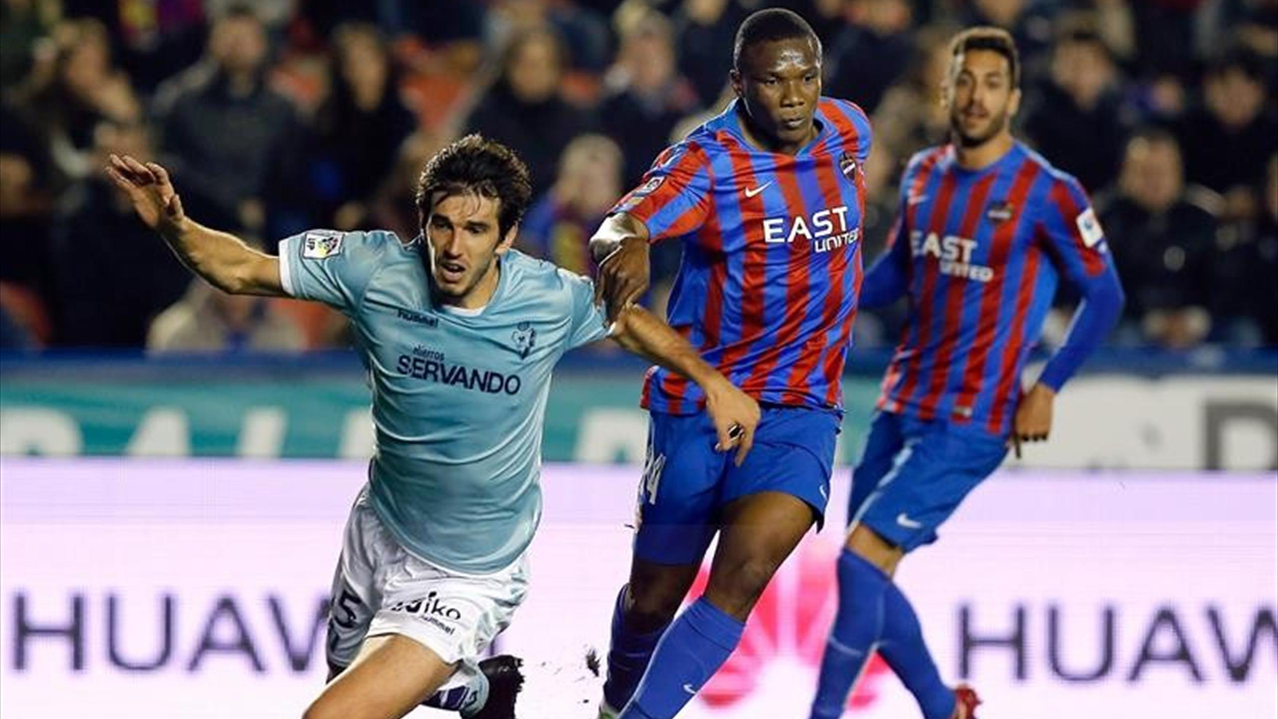 Video: Levante vs Eibar