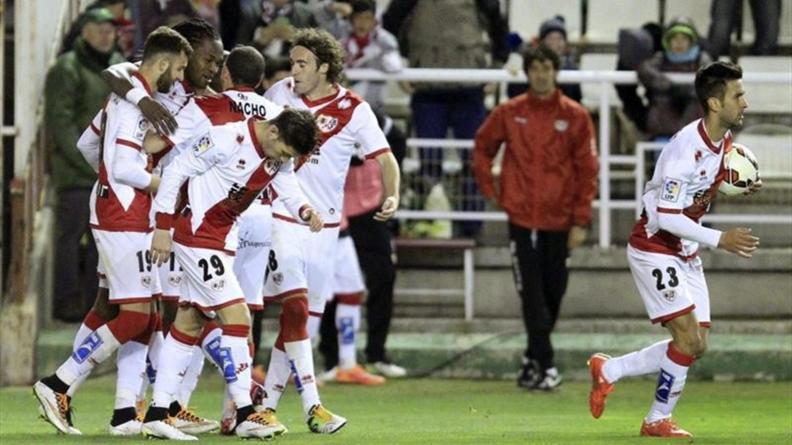 Video: Rayo Vallecano vs Granada