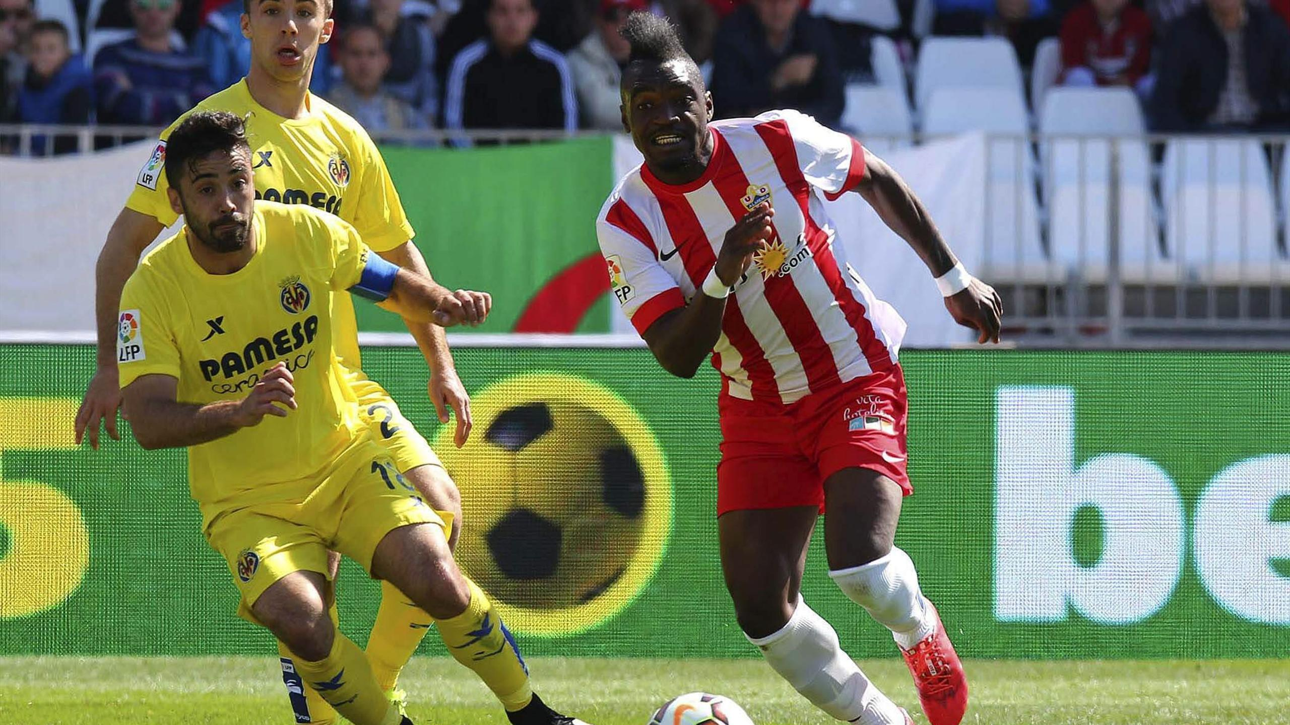 Video: Almeria vs Villarreal
