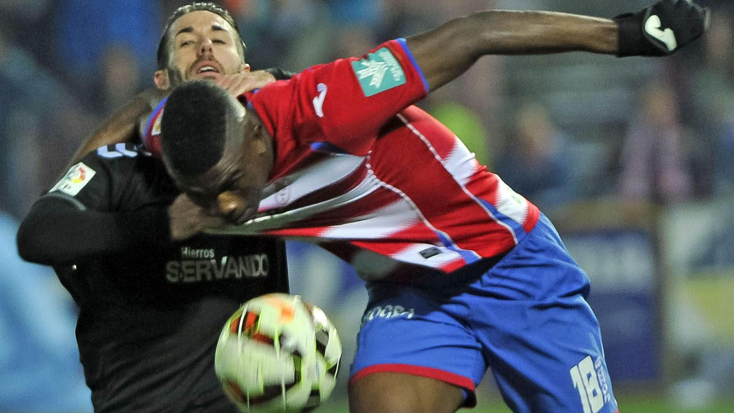 Video: Granada vs Eibar