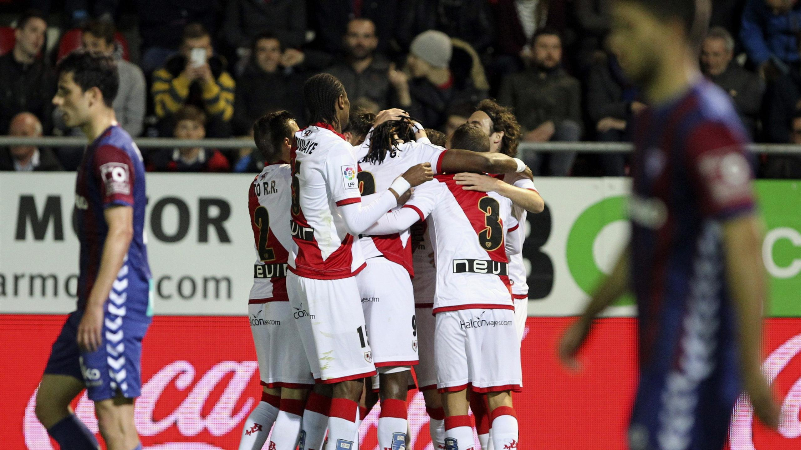 Video: Eibar vs Rayo Vallecano