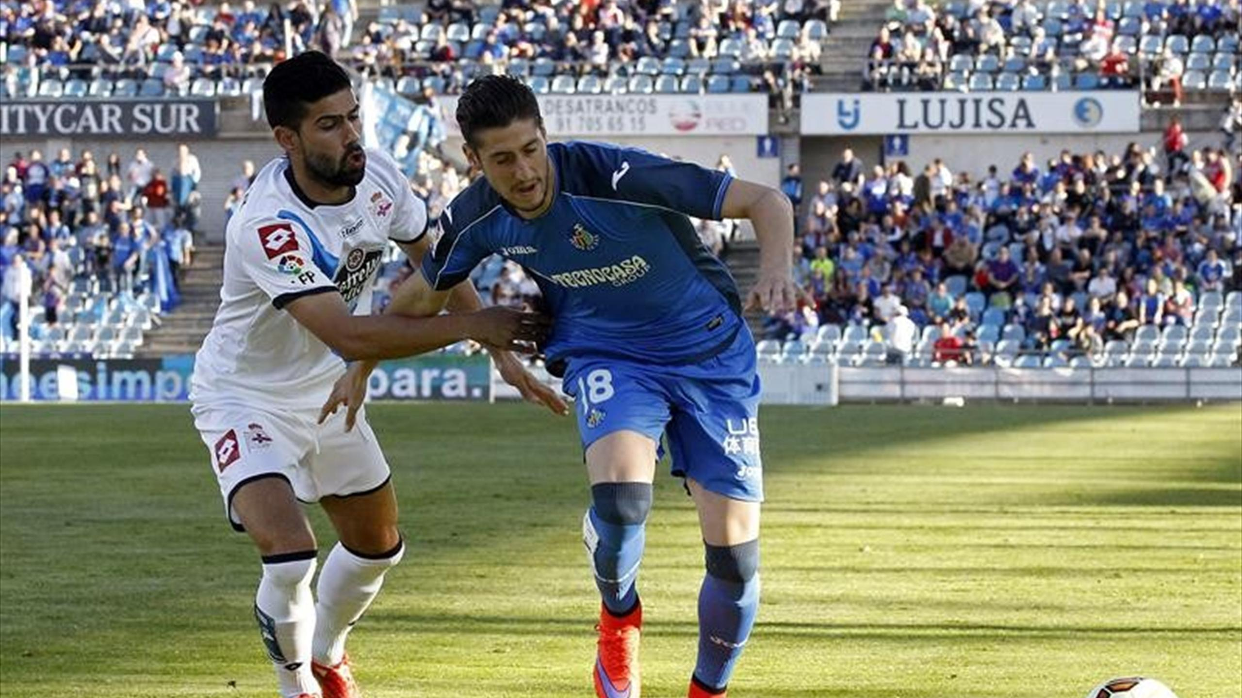 Video: Getafe vs Deportivo La Coruna
