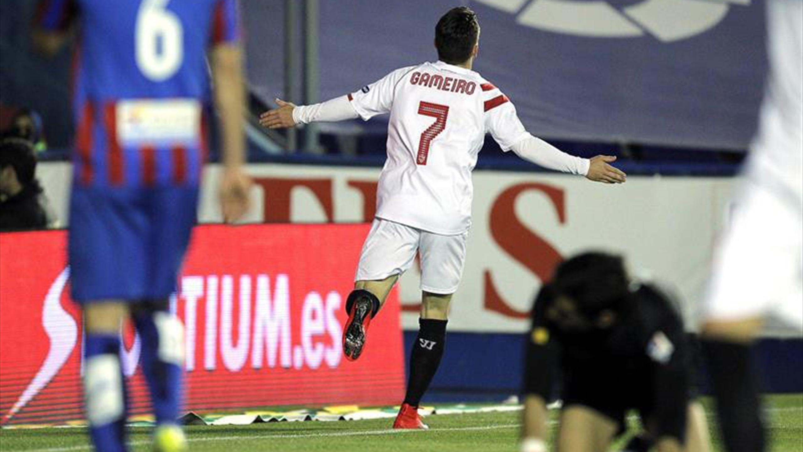 Video: Levante vs Sevilla