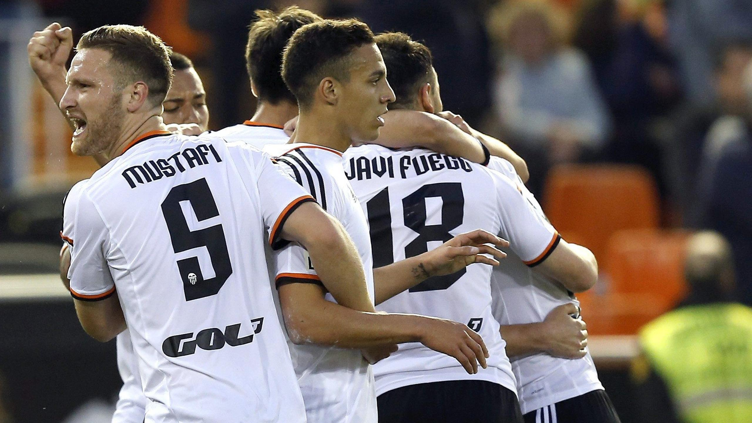 Video: Valencia vs Levante
