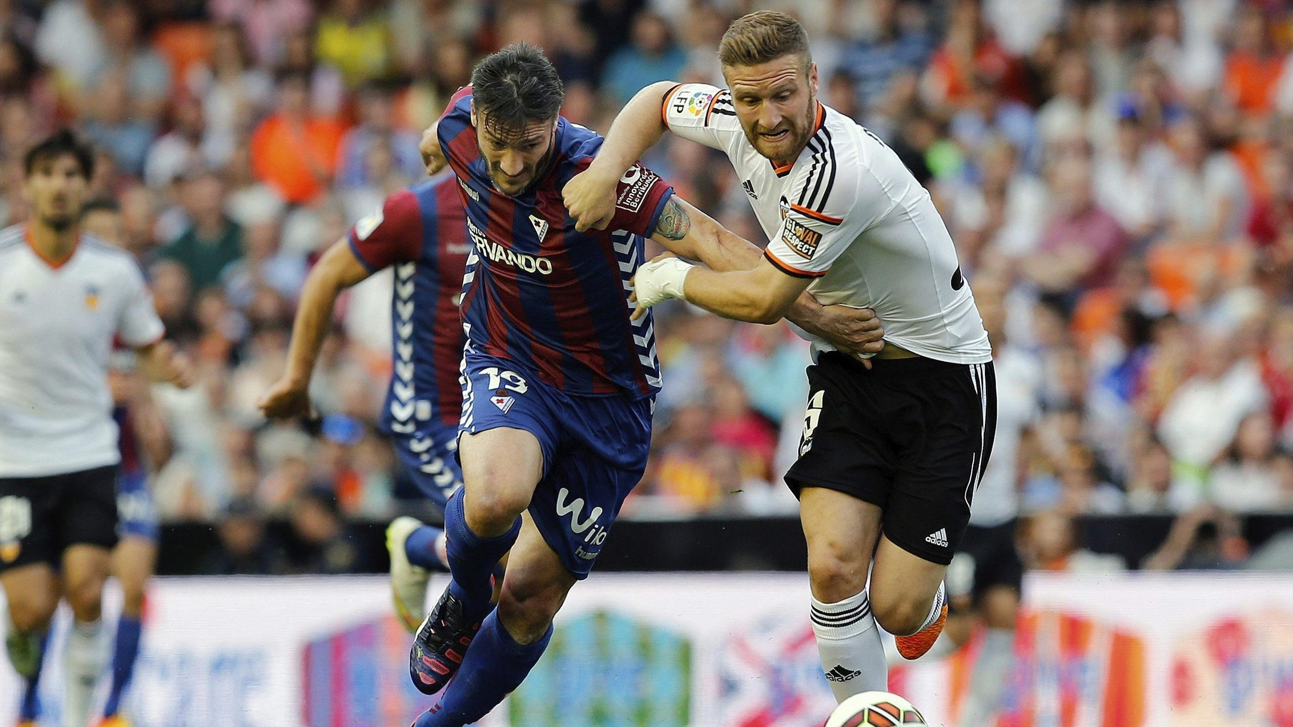Video: Valencia vs Eibar