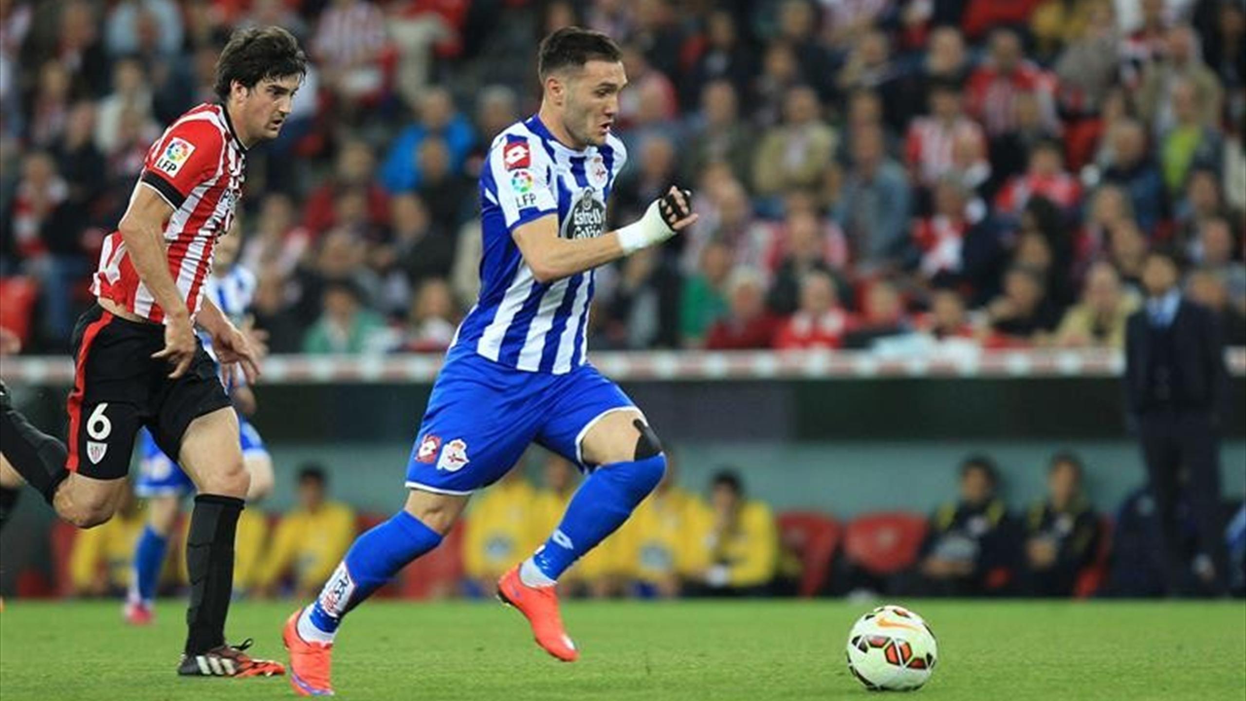 Video: Athletic Bilbao vs Deportivo La Coruna