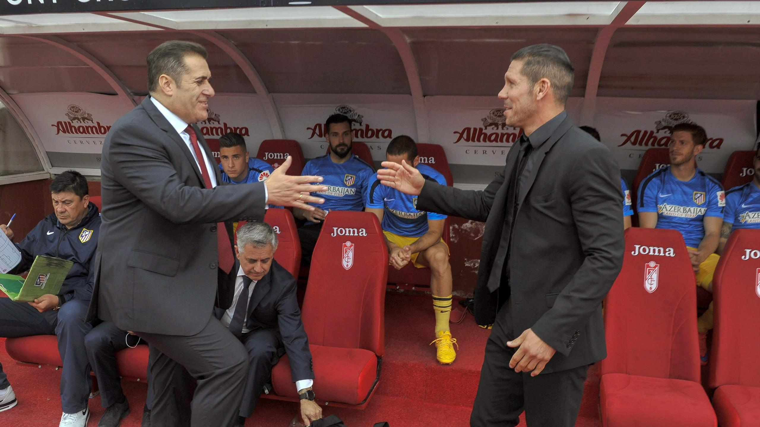 Video: Granada vs Atletico Madrid
