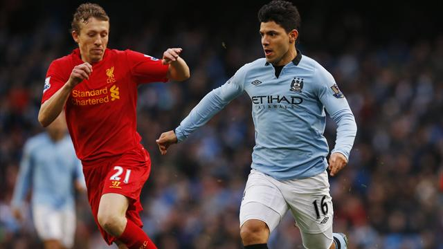 Premier League - Manchester City-Liverpool: Un empate que deja al United a nueve (2-2)