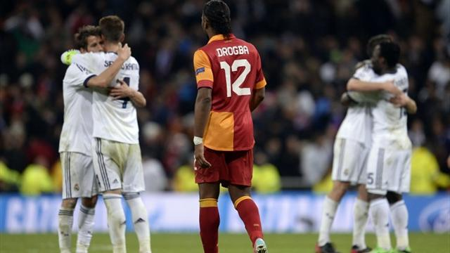 Champions League - Real Madrid-Galatasaray: Coser y cantar hacia la D�cima (3-0)