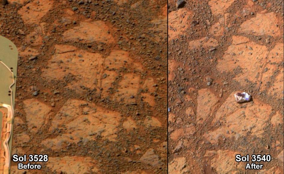 Mars One : Une mission aller seulement sans possibilité de retour ! Pia17761