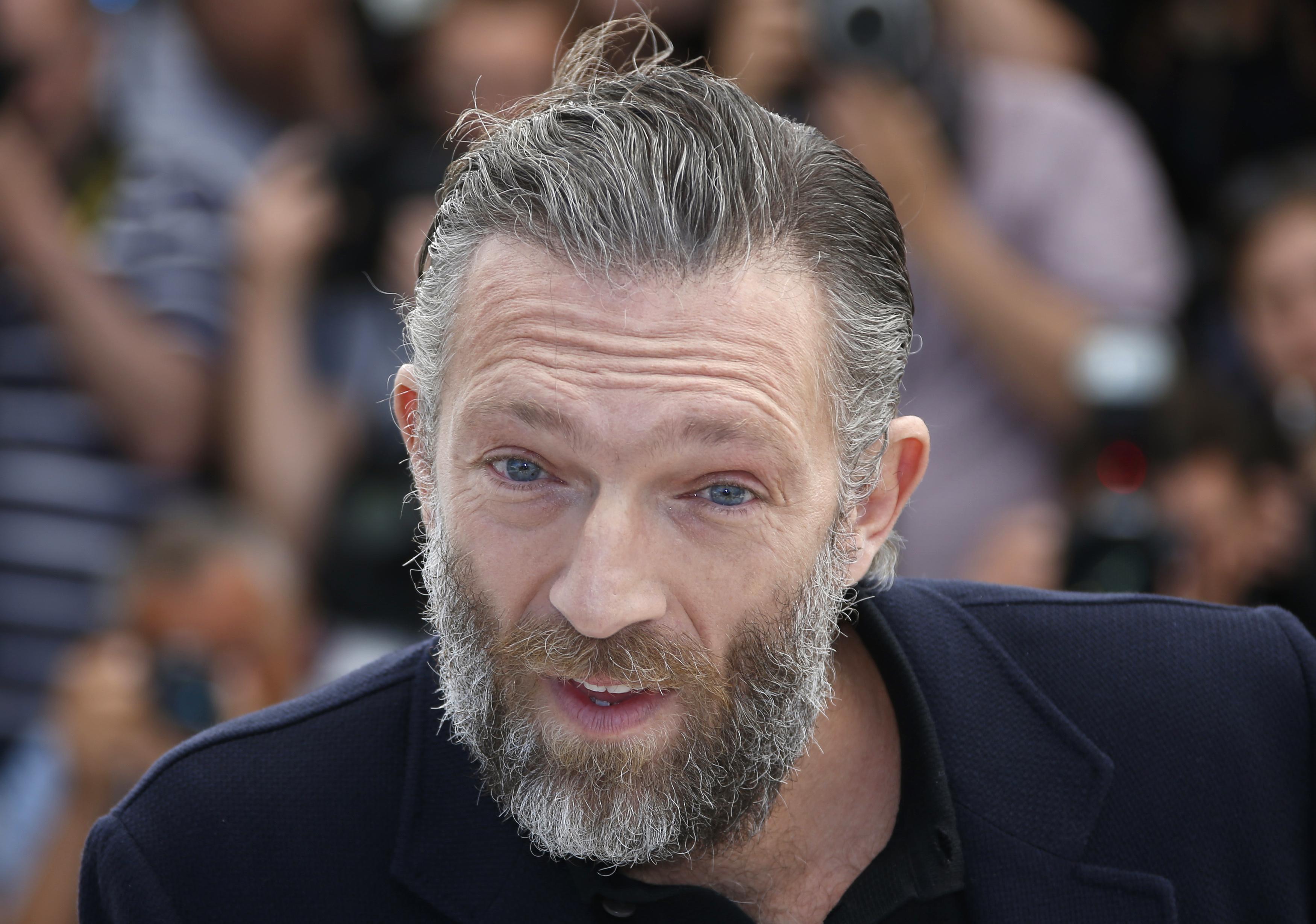 Très Cassel s'est débarrassé de sa grosse barbe DY69