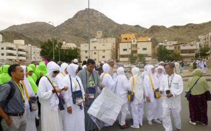 Betapa Dihargai dan Dihormatinya Wanita di Arab Saudi (Catatan Perjalanan Wartawan Tribun)