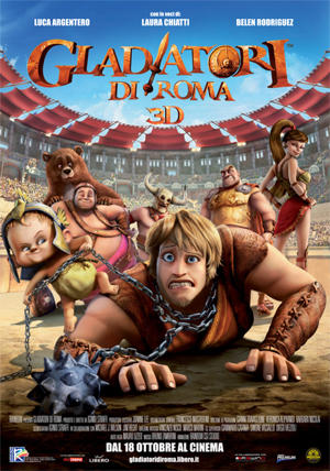 Gladiatori Di Roma (2012) DVD9 Copia 1:1 - ITA