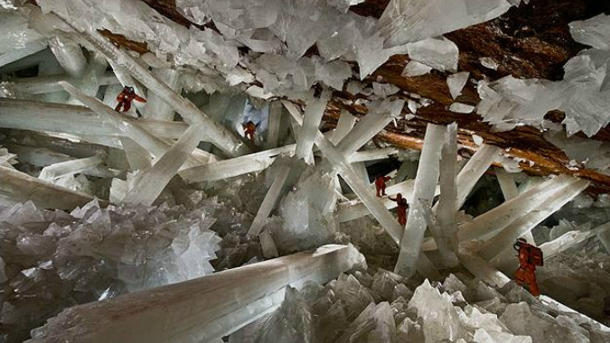 cristalli giganti