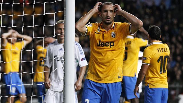 Video: Kobenhavn vs Juventus