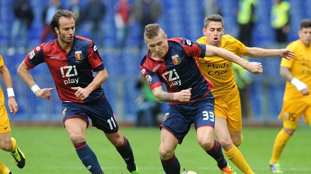 Video: Genoa vs Hellas Verona