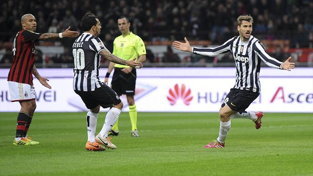 Video: AC Milan vs Juventus