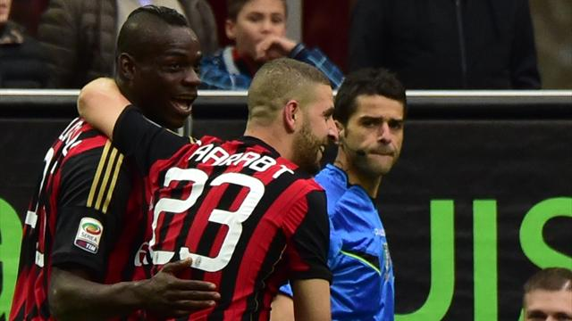 Video: AC Milan vs Livorno