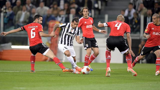 Video: Juventus vs Benfica