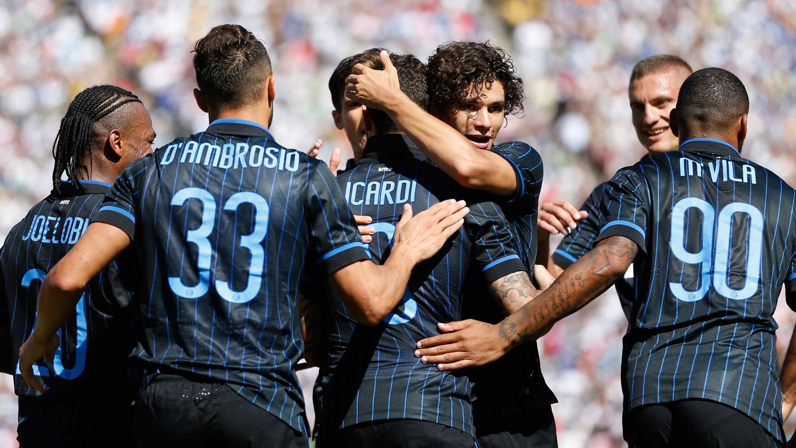 Video: Stjarnan vs Inter Milan