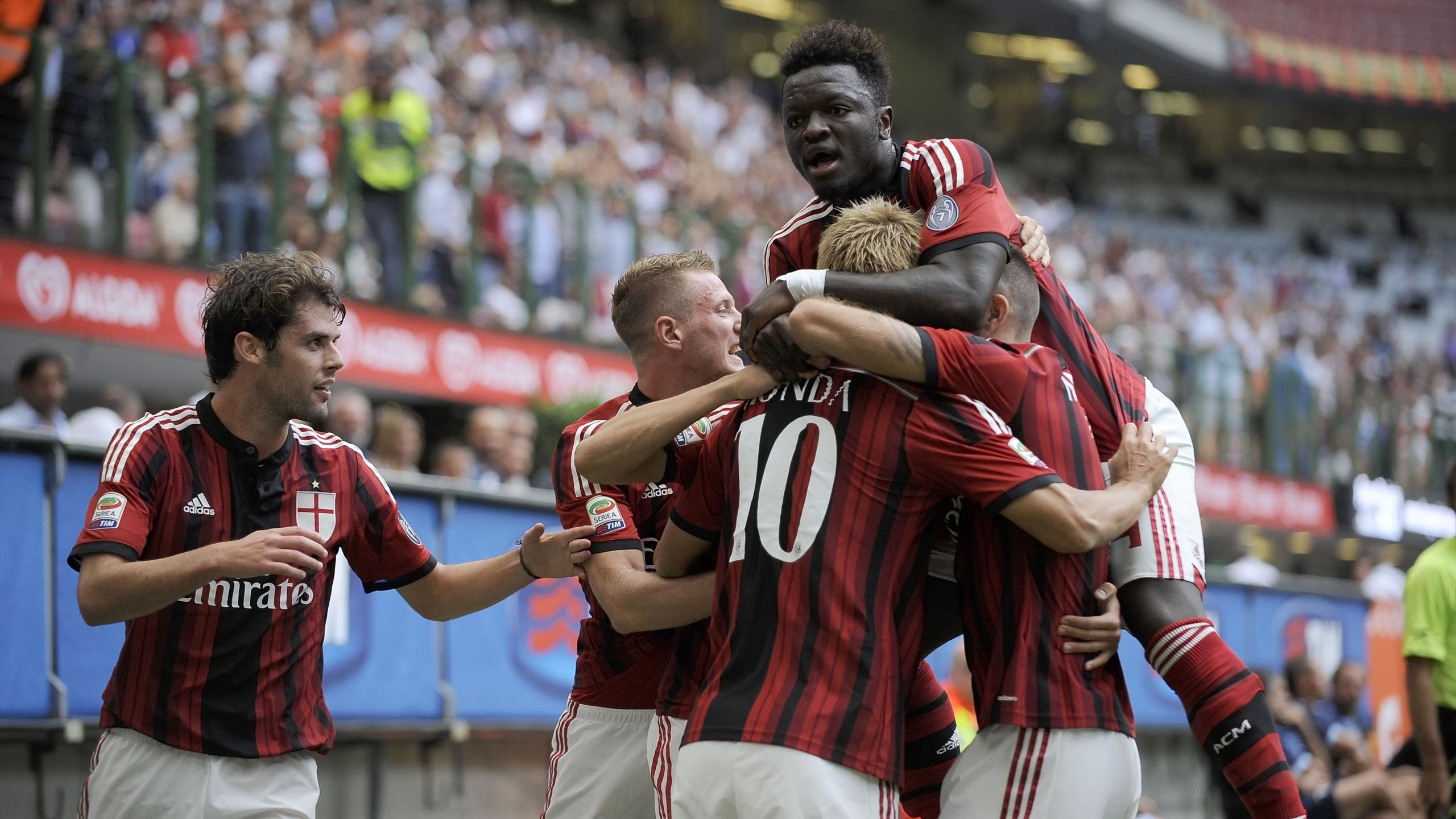 Video: AC Milan vs Lazio