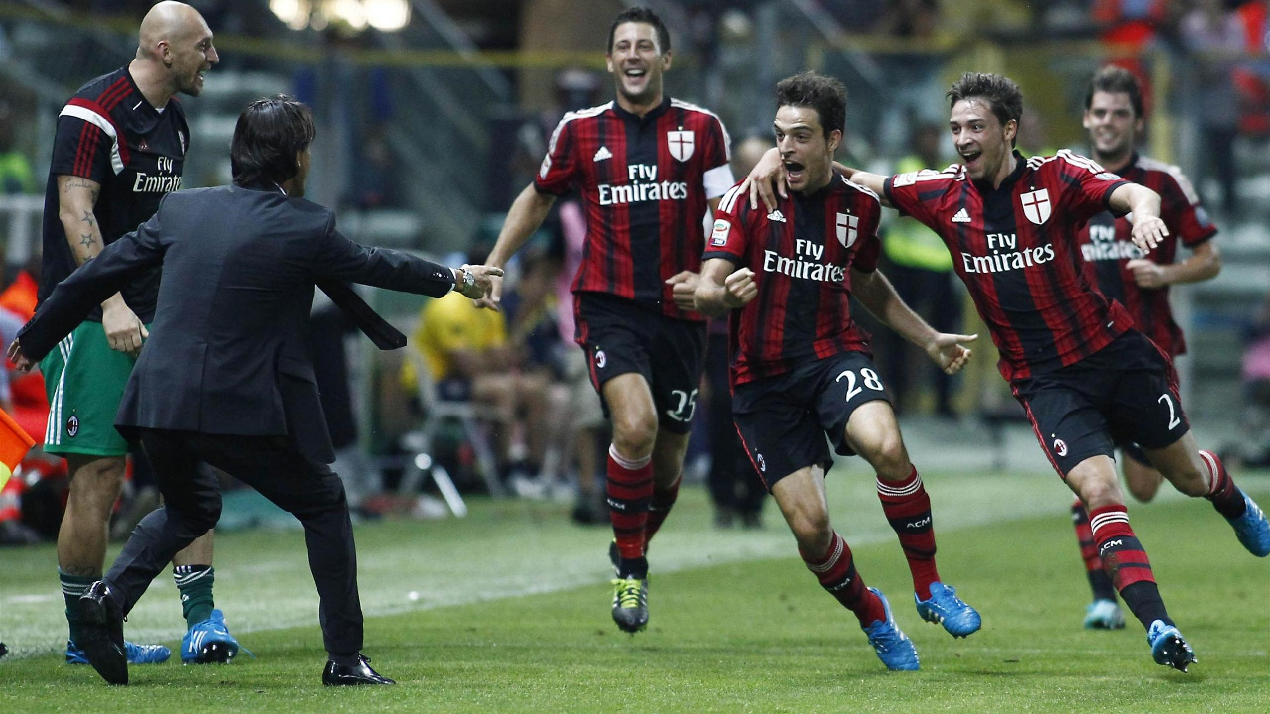Video: Parma vs AC Milan