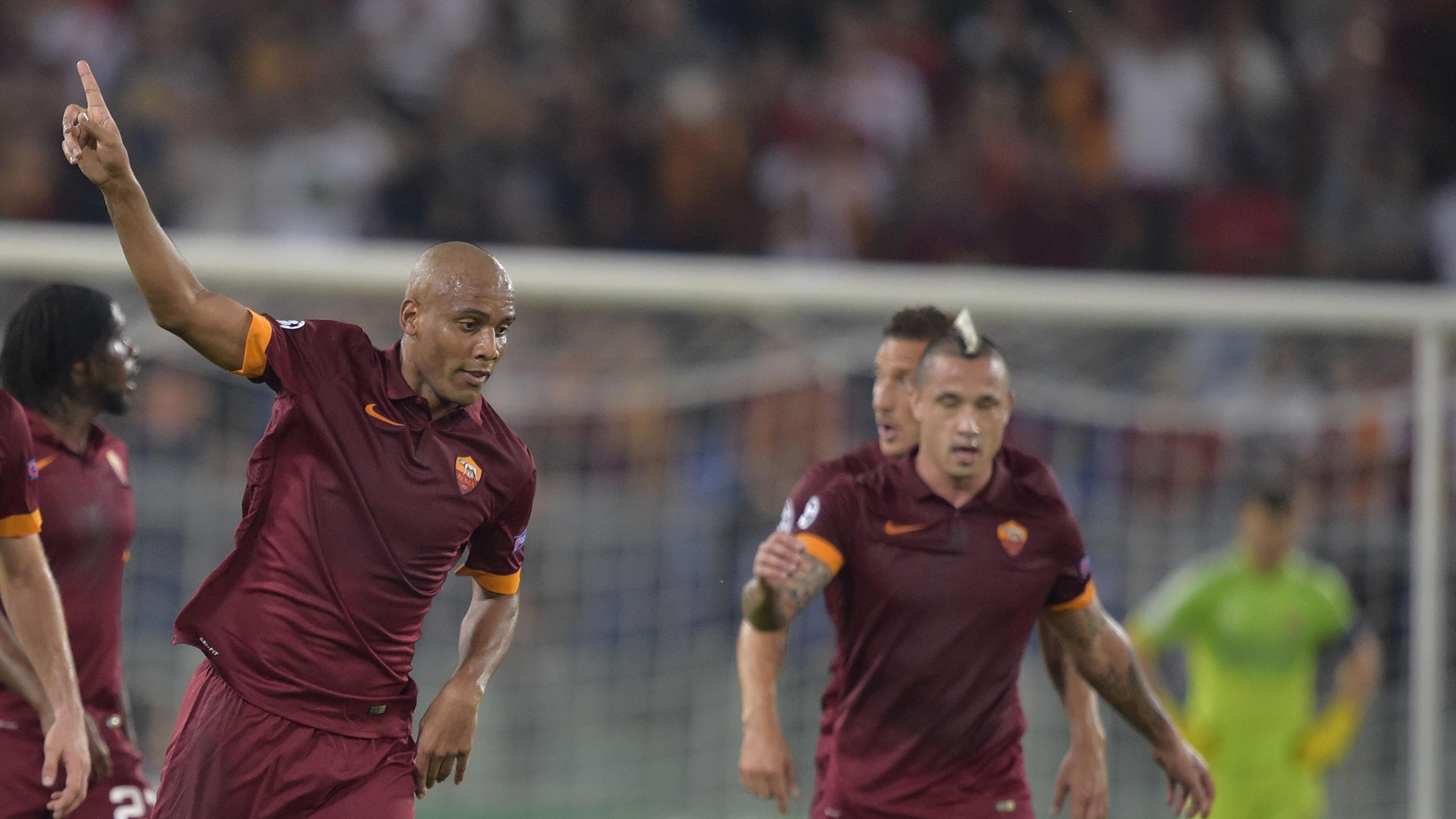 Video: AS Roma vs CSKA Moskva
